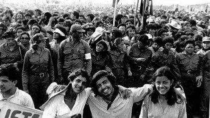 Los días de la Brigada Simón Bolívar en la revolución nicaragüense