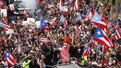 Puerto Rico: la calle tiró al Gobierno, ¿y ahora?