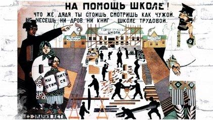 La educación en el país de los soviets (II)