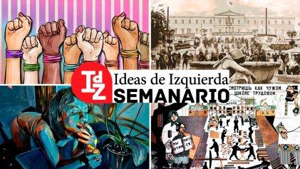 En IdZ: debate con el feminismo para el 99 %; Jerome Roos sobre los mecanismos de la deuda soberana; placer y peligro, y más