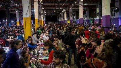 Comienza en el Konex la Feria de Editores
