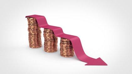 La actividad económica siguió cayendo en junio