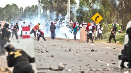 Perú: se incrementan las luchas contra la megaminería y la reforma laboral de Vizcarra