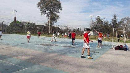 Centro de Estudiantes de la UNGS realizó torneo de fútbol en apoyo a las gestiones obreras