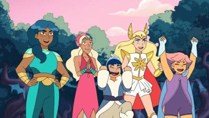 Hay una nueva She-Ra y es más feminista que la original