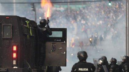 Siguen las protestas en Ecuador: el Gobierno habla de diálogo pero mantiene la represión