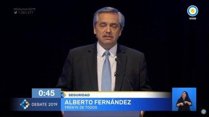 """Fernández quiere un """"Consejo de Seguridad"""" junto a la narcopolicía del gatillo fácil"""