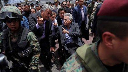 Ecuador: los sindicatos anuncian movilizaciones en medio de una fuerte ola represiva