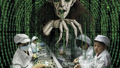 Vampiro digital: el capitalismo cibernético y el proletariado
