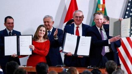 Tratado comercial: un nuevo pacto de subordinación de México a EE. UU.