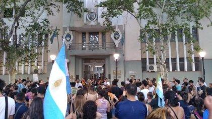"""Félix, el agua se respeta"": movilizaciones en San Rafael por la 7722"