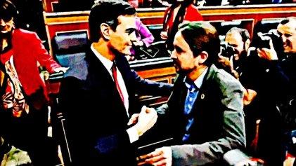 Unidas Podemos, un lugarcito en el cielo del Estado capitalista español