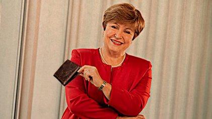 "Agarrate el bolsillo: la directora del FMI dice que quiere ""ayudar a la Argentina"""