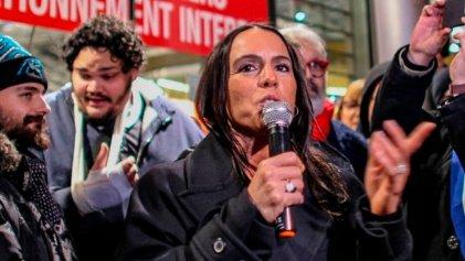 """Perfil de Nadia, conductora y huelguista en Flandre: """"Esta huelga, ha reunido a las tropas y ha forjado un ejército"""""""