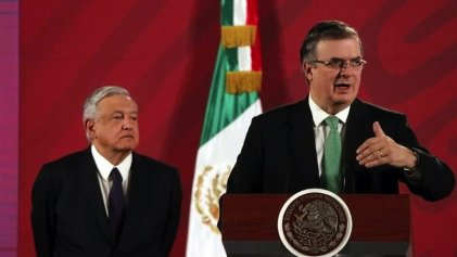La migración regulada de Ebrard o México como Estado tapón
