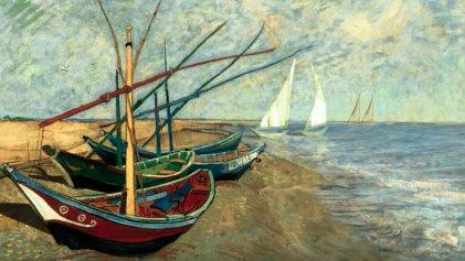 El recomendado de la semana: recreando a Van Gogh