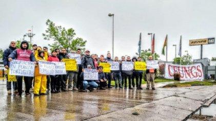 Histórico fallo judicial para Finning (CAT): cerró una planta e igual tiene que reinstalar trabajadores en otra