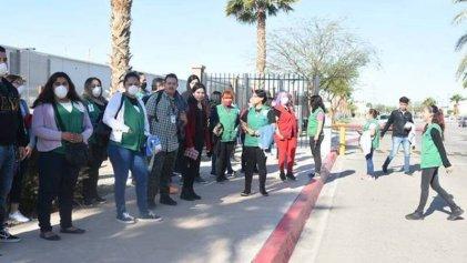Denuncian trabajadores de maquilas de Baja California atropellos patronales