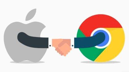 Google y Apple se asocian para crear tecnología de rastreo