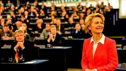 Coronavirus: la UE dio a conocer los detalles de un rescate económico millonario