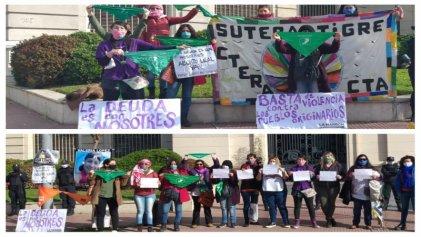 Pañuelazo en Tigre ante un nuevo aniversario del primer Ni Una Menos