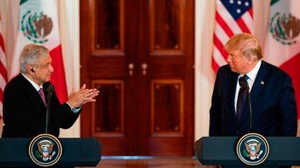 AMLO: el aliado progresista de Alberto postrado ante Trump