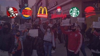 Asamblea Nacional de Comidas Rápidas: avanza la unidad con la lucha de Wendy's y KFC