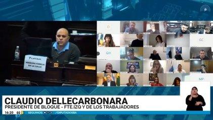 Preocupación en la Legislatura bonaerense por negativa de Havanna a reinstalar a un despedido