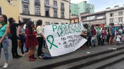 Ofensiva contra el aborto legal en México