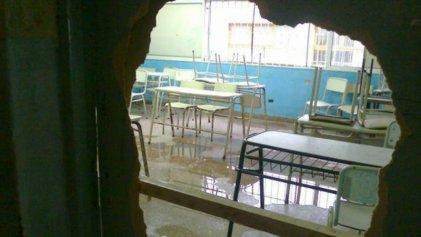 Infraestructura escolar: el diputado Dellecarbonara presentó solicitud de informe en la Legislatura