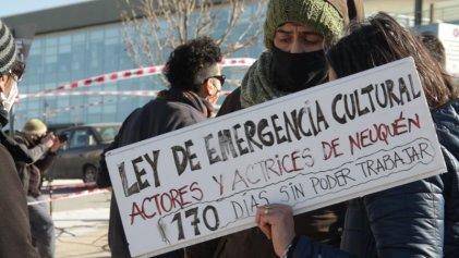 Exigen que se trate la Ley de emergencia cultural en Neuquén