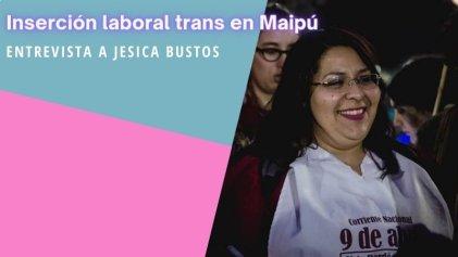 [Entrevista] Avanza en Maipú la inserción laboral trans