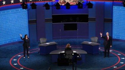 Debate vicepresidencial en EE. UU.: una mosca y dos candidatos no tan distintos