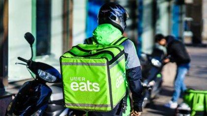 Ganó precarizando y ahora dice que se va: Uber Eats deja de operar en Argentina y Colombia