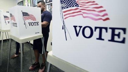 Elecciones en Estados Unidos: la participación fue la más alta en un siglo