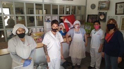 Trabajadoras de La Nirva se solidarizan con las familias de Guernica