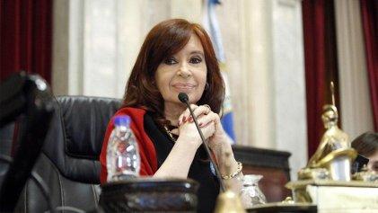 """Cristina Kirchner fue sobreseída en una causa relacionada a los """"cuadernos de las coimas"""""""