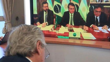 """Reunión entre Alberto Fernández y Jair Bolsonaro: """"Tenemos demasiadas cosas en común"""""""