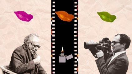 Larga vida al cine de Godard