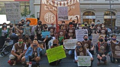 Gobierno, UPCN y ATE cierran paritaria estatal que convalida el ajuste
