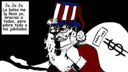 """Editorial gráfico: """"Por una navidad sin F.M.I."""""""