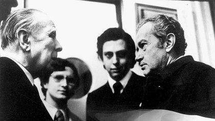 Un diálogo entre Juan Rulfo y Jorge Luis Borges ocurrido en 1973