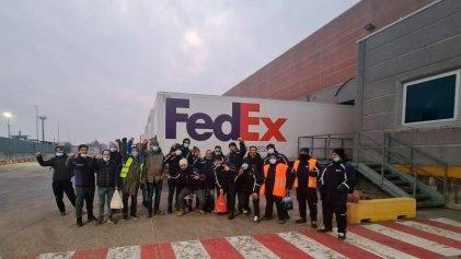FedEx anuncia 6.000 despidos: dos días de huelga en Bélgica e Italia