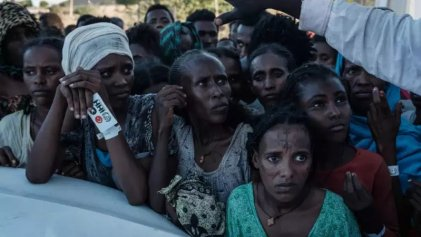 La ONU denuncia 20.000 refugiados desaparecidos en Etiopía