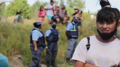 Ante el intento de desalojo de un asentamiento en Senillosa, convocan a las organizaciones sociales