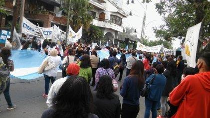 Jujuy: Docentes autoconvocados exigen asambleas en el gremio ADEP