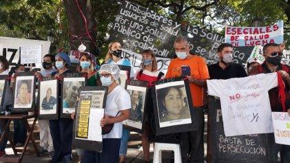 CABA: Trabajadores de la salud repudian la represión y exigen respuestas al Gobierno