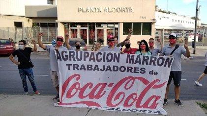 Coca-Cola los despidió hace dos años, lucharon y lograron volver a sus puestos