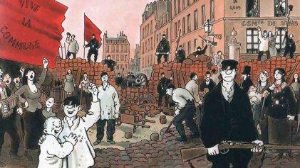 La comuna y el teatro urbano de la guerra de clases