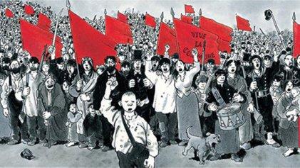 Un recorrido por la Comuna de París en la obra de Trotsky